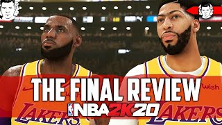 NBA 2K20 Review...4 Months Later