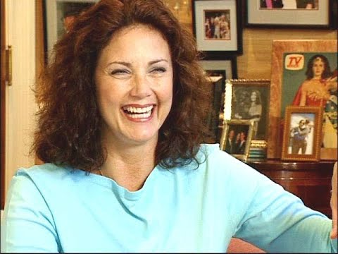 Lynda Carter talks about the audition for Wonder Woman