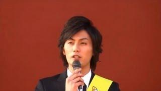 浅草 浅草寺 豆まき 野口五郎 浅草 豆まき 2013.2.3 asakusa 平成2013年...