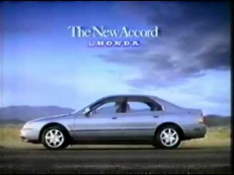 1996 honda accord commercial doovi