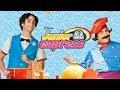 Junior Express: ¡Apila los platos de Arnoldo! JUEGO - Disney Junior