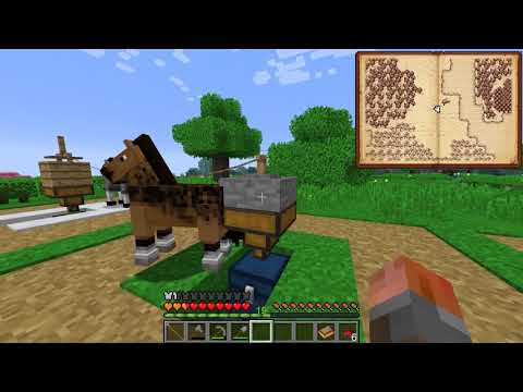 Sevtech: Ages E05 - Moving, Ores, Melting