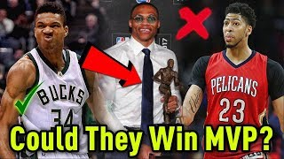 Top 5 dark horse predictions for the 2017/2018 nba mvp award! (sleepers)
