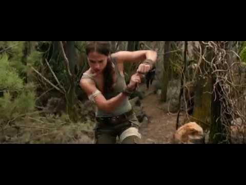 Tomb Raider 2018 [Roar Uthaug] Lara escapes from Mathias Mp3