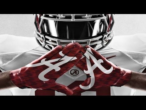 Alabama Football Thunderstruck Remix!
