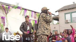 Big Freedia Performs at a Local Gun Buy-Back Block Party | Big Freedia: Queen of Bounce