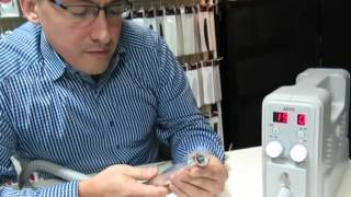 Аппарат для педикюра с пылесосом JSDA JD5G в Yoko-Shop