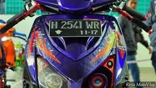 KEREN abiss !!! modifikasi honda vario 110 || buat KONTES # motovlog indonesia