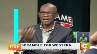 Game Plan 2017: Scramble for western Region