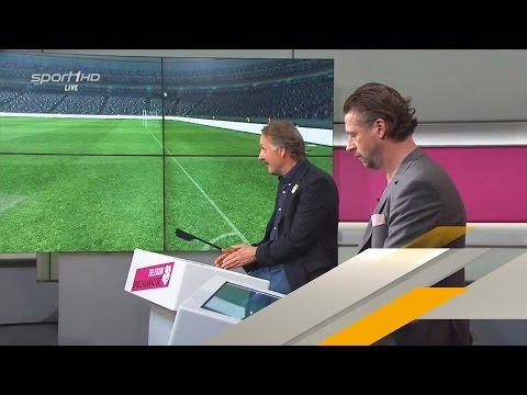 Aus oder nicht? Schalke-Ecke in der 3D-Analyse | SPORT1 Spieltaganalyse