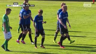 KPV - FC Inter su 16.6.2019 | Maalikooste