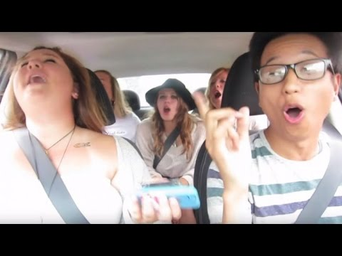 Uber Driver Creates Awesome Dance Party with Riders