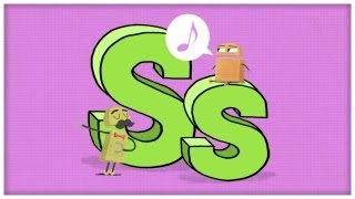 """ABC Song: The Letter S, """"Say Yes To S"""" by StoryBots 