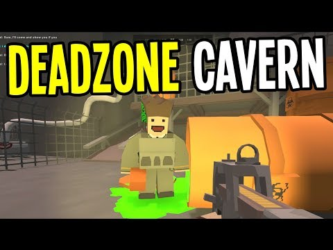 UNTURNED - Deadzone Cave and Irish Military Rucksack!! (Ireland Map Multiplayer) - Ep 5