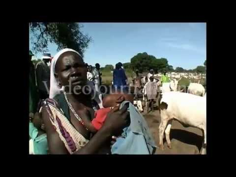 SOUTH SUDAN: Songs of the Cattle Camp