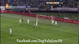 BURSASPOR 0 - 4 FENERBAHÇE MAÇI *İLK YARI* HD (Türkiye Kupası - FinaL) # 16.05.2012