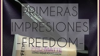 Video MAQUILLAJE FREEDOM (carrefour) LOWCOST PRIMERAS IMPRESIONES - en Lowcost Makeup download MP3, 3GP, MP4, WEBM, AVI, FLV Juli 2018