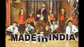 'MADE IN INDIA'//Guru Randhawa//Dance Choreography