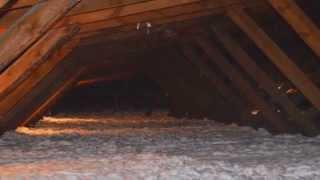 Утепление крыши. Пеноизолом (жидким пенопластом)(, 2015-03-27T16:53:06.000Z)