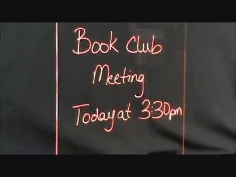 illuminated-double-sided-led-dry-erase-board-demonstration