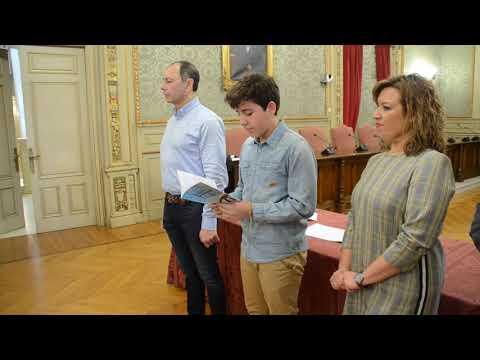 Bruno Pérez lee su microrrelato 'De fondo, Madrid'