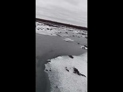 Developing Water Well in -5F in Tinta, Minnesota | Steffl Drilling & Pump