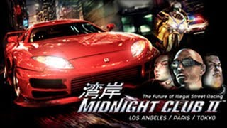 Midnight Club II PlayStation 2 Classic on PS3 in HD 720p