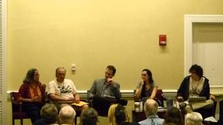 Rcon 26 Writing in the Anthropocene: SF and the Challenge of Climate Change Friday 12pm Part One