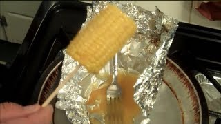 How To Make Fair Corn-on-the-cob-on-a-stick...cajun Style!
