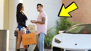 WE SEARCHED FOR A GOLD DIGGER & SHE ENDED UP HAVING MORE MONEY THAN ME !