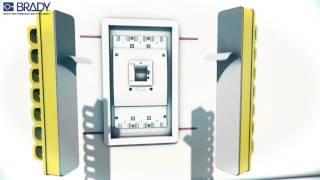Brady   Lockout Tagout   Lockout Devices   480-600V Breaker Blocker   Demo