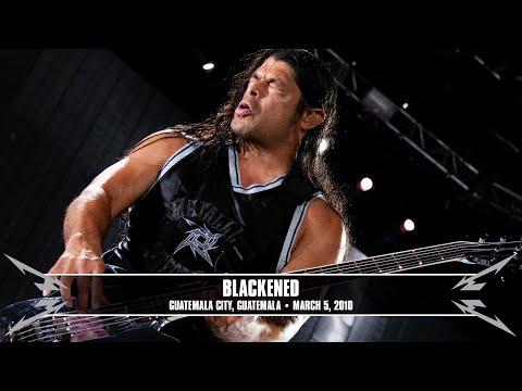 Metallica: Blackened (MetOnTour - Guatemala City, Guatemala - 2010) Thumbnail image