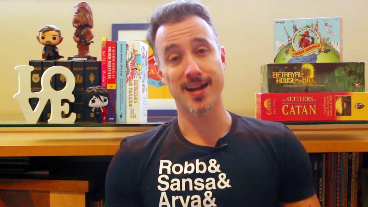 O GAY NERD está de volta! (veja descrição do vídeo)
