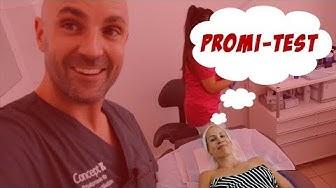 Promi-Test! Model Chrissi Joy testet DIE VIP-Behandlung von Dr. Zein Obagi!