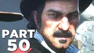 RED DEAD REDEMPTION 2 Walkthrough Gameplay Part 50 - MEREDITH (RDR2)