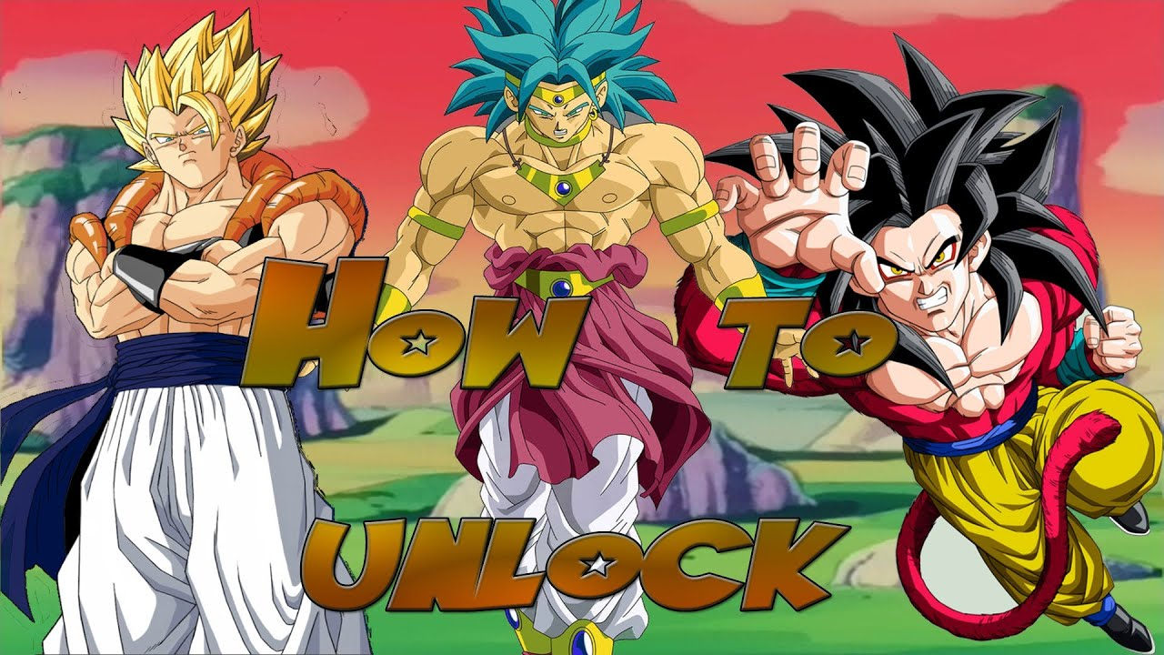 dragonball budokai 3 hd collection how to unlock ssj4 goku