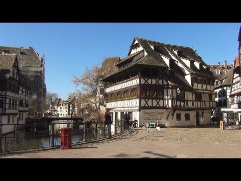 Mon Voyage en.... France: Strasbourg