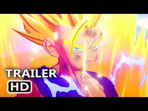 DRAGON BALL Z: KAKAROT - Launch Trailer | PS4 from YouTube · Duration:  1 minutes 24 seconds