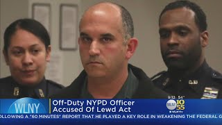 NYPD Officer Accused Of Flashing Two Girls