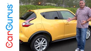 2015 Nissan Juke | CarGurus Test Drive Review