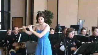 Jacques Ibert - Concerto pour Flûte et Orchestre, III. Allegro scherzando