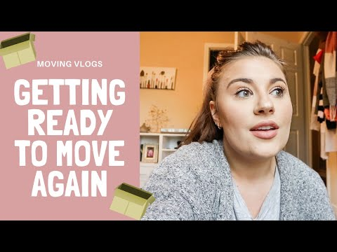 MOVING TO GREENVILLE...AGAIN   PART 1