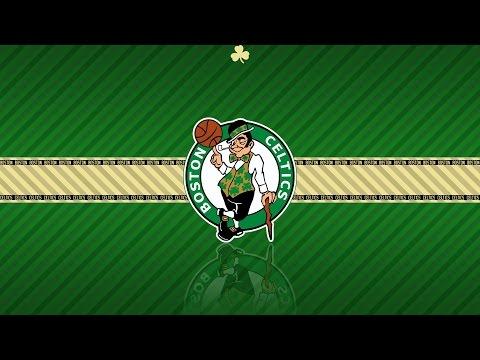 Как нарисовать Эмблему Бостон Селтикс. How to Draw Logo Boston Celtics.