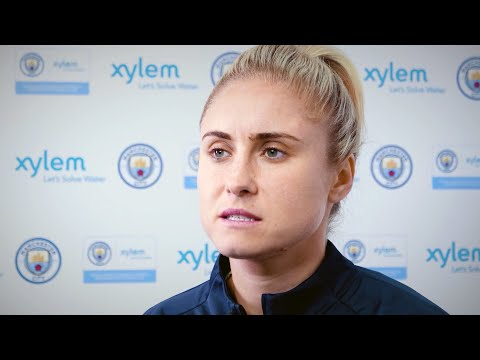 Manchester City's Steph Houghton talks about water challenges...Closer to Home Steph Houghton shares how Britain's past has contributed to water c...