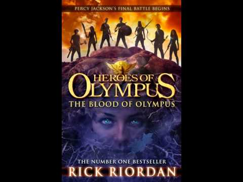The BLood of Olympus Pt1 (Chapter 1)