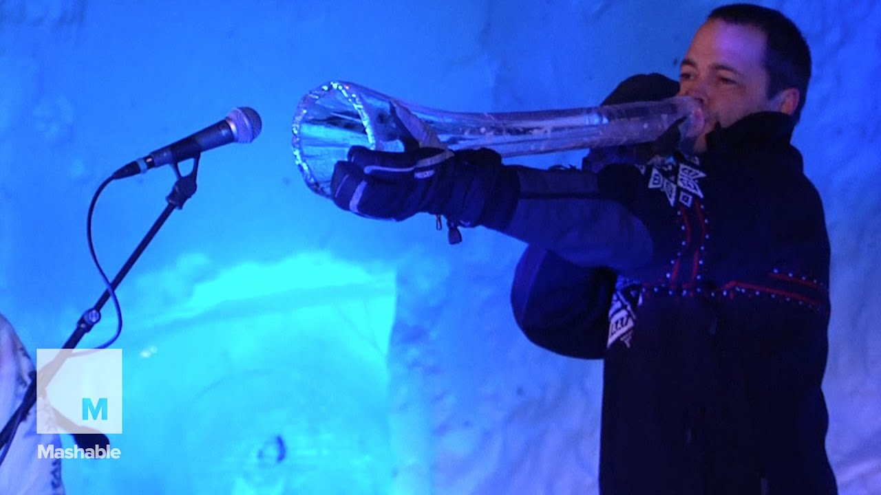 Incredible Ice Music Festival   Ever Widening Circles