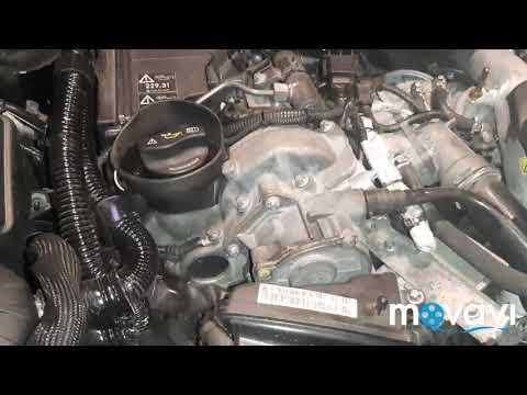 МЛ 164 ГЛ 164  om 642 Выдувается масло через картерные газы , как проверить.