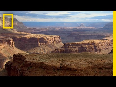 Epic Grand Canyon Hike: Thirst and Threats in the Godscape (Part 3) | National Geographic