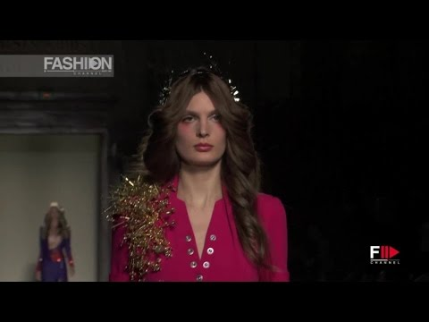 JULIEN FOURNIE Full Show Spring Summer 2016 Haute Couture by Fashion Channel