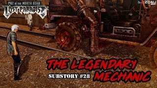 Fist of the North Star Lost Paradise - Substory 28 The Legendary Mechanic